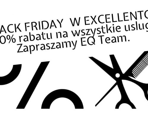 Black Friday w ExcellentQ – Galeria Metropolia